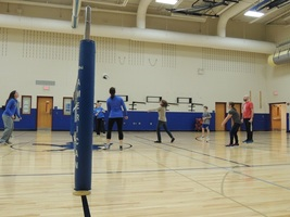 Monthly Assembly - Volleyball