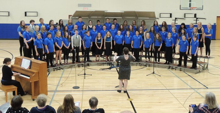 NMS Choir Concert