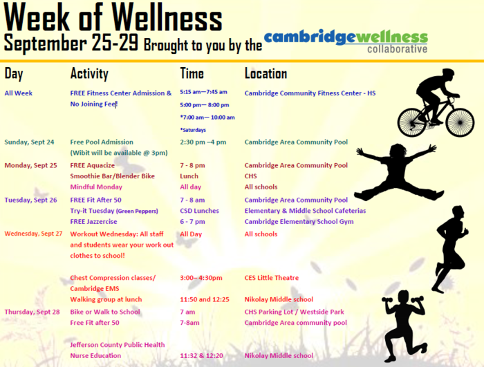 Week of Wellness