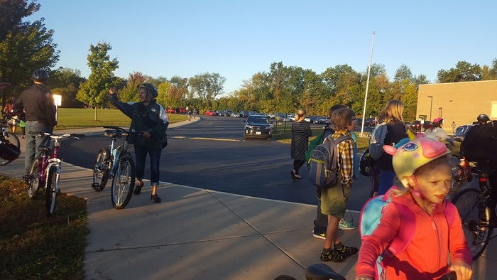 Bike/Walk to School
